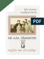 Ileana Vulpescu - Pe Apa Sambetei (2009)