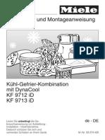 Miele KF-9712 id-kf-9713-id