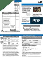 Registration Summer 2014_Spanish