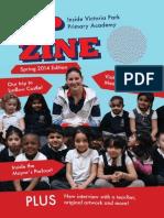 VP Zine Spring Edition 2014