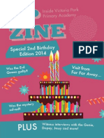 VPZINE Special 2nd Birthday Edition 2014