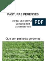 PASTURAS PERENNES 2011