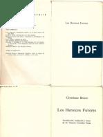 124118713 Los Heroicos Furores Giordano Bruno