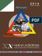 Yearbook 2014 - Ετήσιος Διεθνής Απολογισμός - Νέα Ακρόπολη