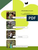 Programmabrochure 2014-2015
