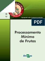 Processamento de Frutas e Hortalicas