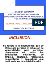 Padres e Inclusion