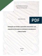 Arteterapia Com Famílias - Psicanálise Winnicotiana