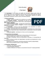 Ficha - Reportagem