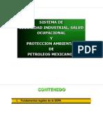 Fundamentos Legales Sspa Pemex