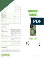 Handbook for Magnaflux L10 Coil