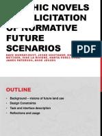 Graphic novels for elicitation of normative future scenarios