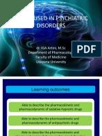 13 Psychiatric DRUGS