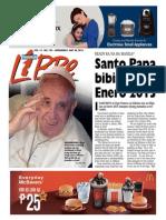 Today's Libre 05282014