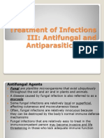 Treatment of Infections III