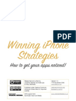 """Winning iPhone Strategies"" Report"