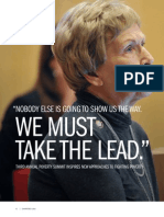 We Must Take the Lead_Spring 2014
