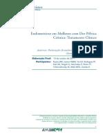 Endometriose Em Mulheres Dor Pelvica Cronica
