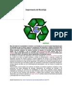 Importancia del Reciclaje.docx