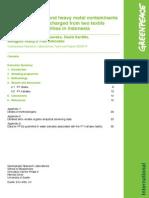 Technical Report 02 2013 Citarum