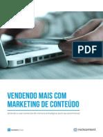 Vendendo mais com Marketing de Conteúdo