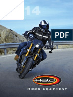 Held Rider Equipment 2014 Catalog
