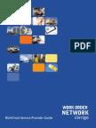 CBRE-Capital One - Service Vendor -WorkTrack - Users Guide