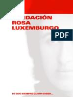 Rosa Luxemburgo Fundacion