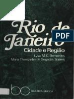 Rio de Janeiro Cidade e Regiao