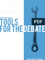 Tools For The Debate