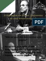 A Linguagem Em Borges
