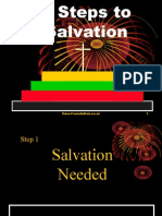 4 Steps to Salvation Slides Website