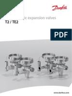 Expansi Valve Danfoss