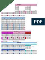 Spielplan DDC14