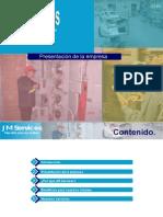 Presentación JM SERVICES CA