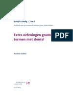 Extra Oefeningen Grammatica