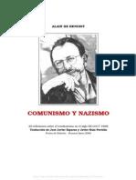 Alan de Benoist - Comunismo y Nazismo