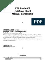 Manual Zte Blade c2