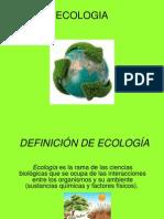 Definición de Ecología-3