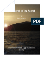 The Secret of the Secret Come Far Funzionare La Legge Di Attrazione