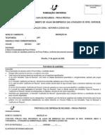 METRÔ - RECURSO CONCURSO MOTORISTA