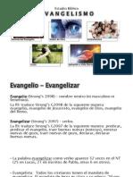 Estudio Bíblico - Evangelismo
