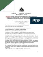 Projet de loi sur les échanges électroniques