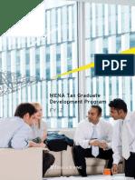 FY15 Tax Graduate Development Program