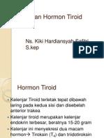 Gangguan Kelainan Hormon Tiroid