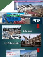 Estadios Prefabricados