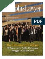 Memphis Lawyer March 2013