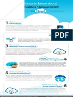 Six Things to know about Receivables Management in Cloud