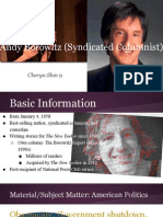 introduction to publications - andy borowitz - cheryn shin 9