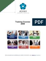 Alvah Course List Complete V2